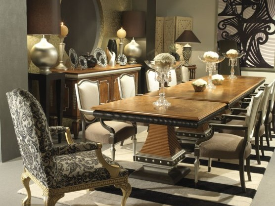 Good ... Classic Dining Table Furniture Home Style Furniture Gallery ...