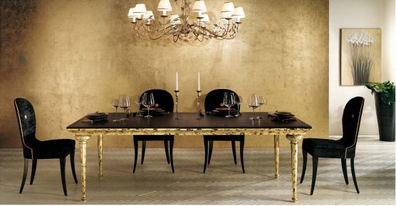 Classic dining table furniture home style